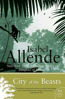 City of the Beasts - Allende, Isabel, and Peden, Margaret Sayers, Prof. (Translated by)
