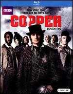 Copper: Season Two [3 Discs] [Blu-ray] -