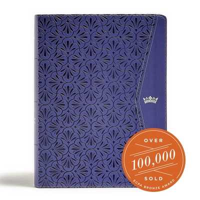 CSB Tony Evans Study Bible, Purple Leathertouch - Evans, Tony, and Csb Bibles by Holman (Editor)