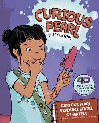 Curious Pearl, Science Girl 4D Pack A of 4 - Braun, Eric