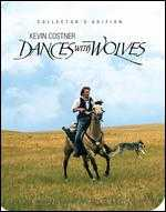 Dances with Wolves [Limited Edition SteelBook] [Blu-ray] [3 Discs] - Kevin Costner