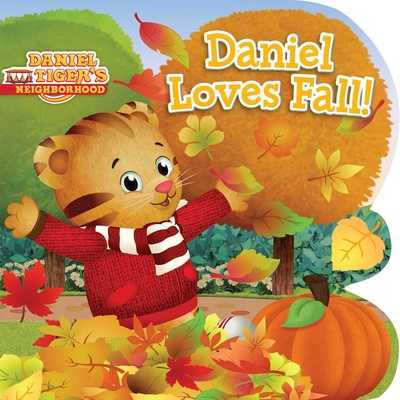 Daniel Loves Fall! - Shaw, Natalie (Adapted by), and Fruchter, Jason (Illustrator)