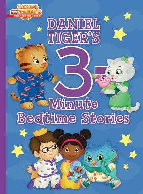 Daniel Tiger's 3-Minute Bedtime Stories - Various