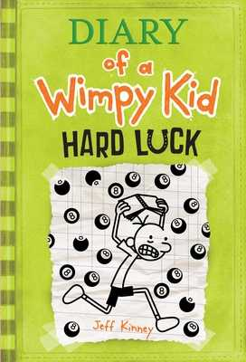 Diary of a Wimpy Kid # 8: Hard Luck - Kinney, Jeff