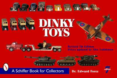 Dinky Toys - Force, Edward, Dr.