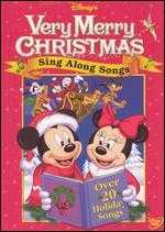Disney's Sing Along Songs: Very Merry Christmas Songs