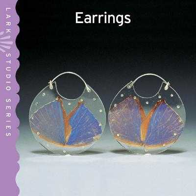 Earrings - Lark Books (Creator)
