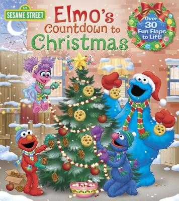 Elmo's Countdown to Christmas (Sesame Street) - Kleinberg, Naomi, and Brannon, Tom (Illustrator)