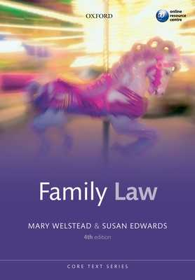 Family Law - Welstead, Mary, and Edwards, Susan