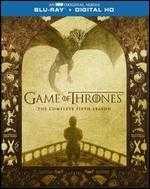 Game of Thrones: The Complete Fifth Season [Blu-ray] [4 Discs]