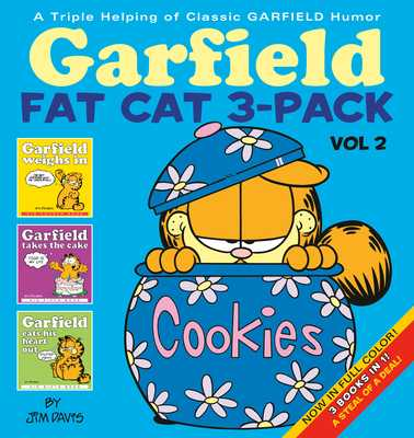 Garfield Fat Cat 3-Pack: A Triple Helping of Classic Garfield Humor - Davis, Jim