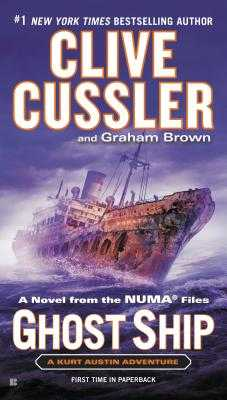 Ghost Ship - Cussler, Clive, and Brown, Graham