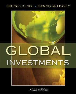Global Investments - Solnik, Bruno, and McLeavey, Dennis