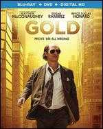 Gold [Includes Digital Copy] [Blu-ray/DVD] [2 Discs] - Stephen Gaghan