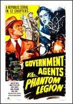 Government Agents vs. Phantom Legion [Serial]
