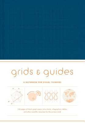Grids & Guides Notebook: Blue - Princeton Architectural Press