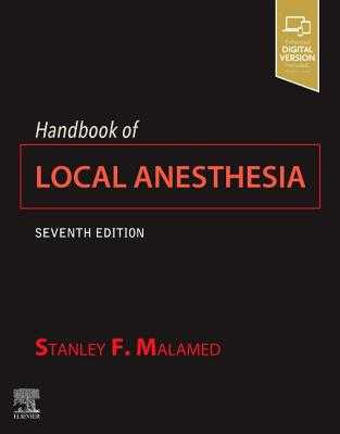 Handbook of Local Anesthesia - Malamed, Stanley F