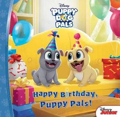 Happy Birthday, Puppy Pals! - Olson, Michael, and Carleton, Jessica