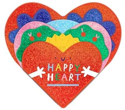 Happy Heart - Eliot, Hannah, and Hammer, Susie (Illustrator)