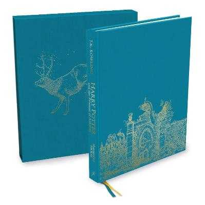 Harry Potter and the Prisoner of Azkaban: Deluxe Illustrated Slipcase Edition - Rowling, J. K.