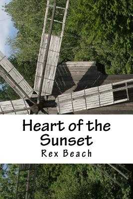 Heart of the Sunset - Beach, Rex