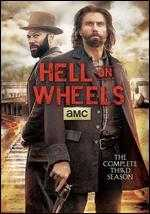 Hell on Wheels: The Complete Third Season [3 Discs] -