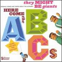 Here Come the ABC's [CD/DVD] - They Might Be Giants