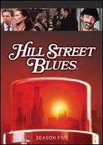 Hill Street Blues: Season Five [5 Discs] -