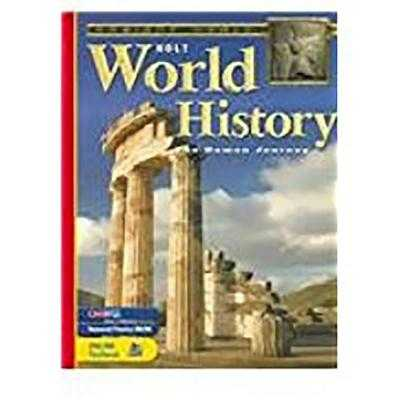 Holt World History: Human Journey: Student Edition 2005 - Holt Rinehart and Winston (Prepared for publication by)