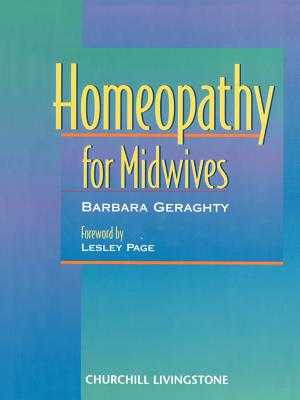 Homeopathy for Midwives - Geraghty, Barbara