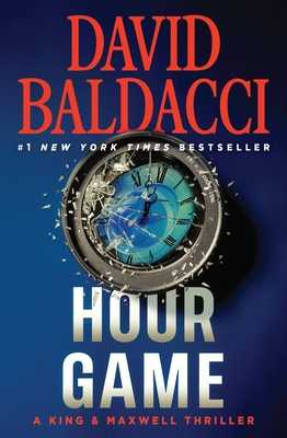 Hour Game - Baldacci, David, and McLarty, Ron (Read by)