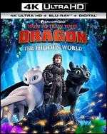 How to Train Your Dragon: The Hidden World [Includes Digital Copy] [4K Ultra HD Blu-ray/Blu-ray]