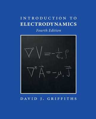 Introduction to Electrodynamics - Griffiths, David J