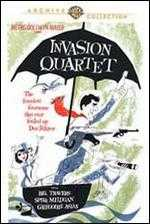 Invasion Quartet - Jay Lewis