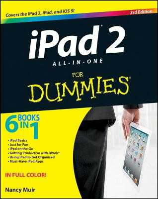 iPad 2 All-In-One for Dummies - Muir, Nancy C, and Feiler, Jesse