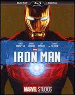 Iron Man [Includes Digital Copy] [Blu-ray] - Jon Favreau