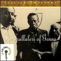 Italian Treasury: The Trallaleri of Genoa - Alan Lomax