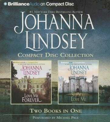 Johanna Lindsey Compact Disc Collection 4 - Lindsey, Johanna, and Page, Michael (Read by)