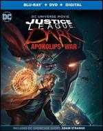 Justice League Dark: Apokolips War [Includes Digital Copy] [Blu-ray/DVD]