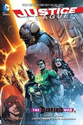 Justice League Vol. 7 Darkseid War - Johns, Geoff
