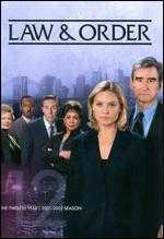 Law & Order: The Twelfth Year [5 Discs] -
