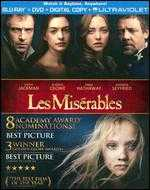 Les Miserables [2 Discs] [Includes Digital Copy] [Blu-ray/DVD] - Tom Hooper