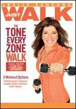 Leslie Sansone: Tone Every Zone Walk -