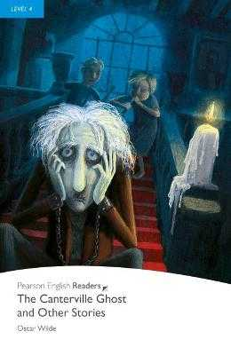 Level 4: The Canterville Ghost and Other Stories Book and MP3 Pack - Wilde