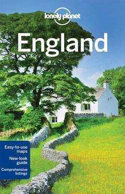 Lonely Planet England - Lonely Planet, and Wilson, Neil, and Berry, Oliver