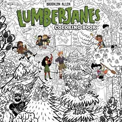 Lumberjanes Coloring Book - Watters, Shannon (Creator), and Stevenson, Noelle (Creator), and Ellis, Grace (Creator)