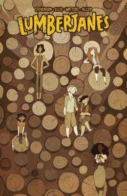 Lumberjanes Vol. 4, Volume 4: Out of Time - Watters, Shannon, and Stevenson, Noelle, and Ellis, Grace
