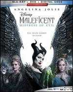 Maleficent: Mistress of Evil [Includes Digital Copy] [Blu-ray/DVD]