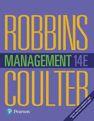 Management - Robbins, Stephen, and Coulter, Mary