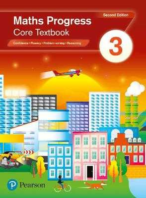 Maths Progress Core Textbook 3: Second Edition - Pate, Katherine, and Norman, Naomi